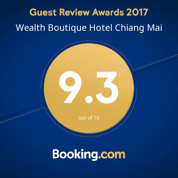Guest reviews on Booking.com